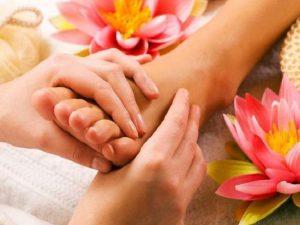 massaggio piedi | pedicure | sun lovers group