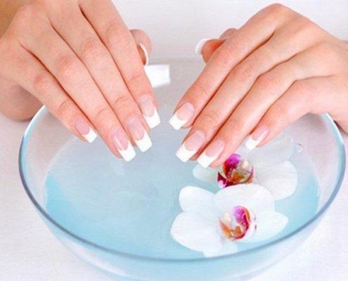 tips | unghie con tips | padova | venezia