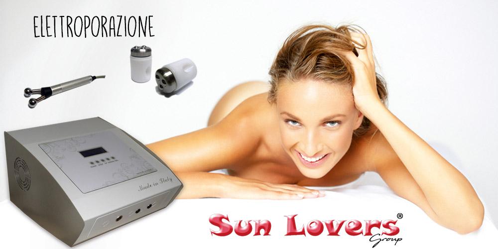 elettroporazione | centro estetico | sun lovers